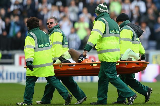 Newcastles Massadio Haidara Needs Another Scan on Injury