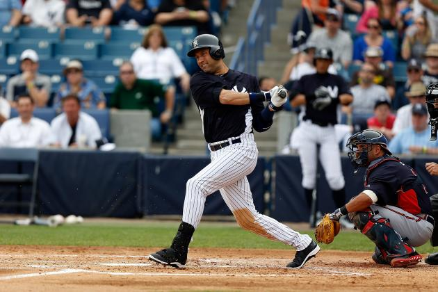 Yankees Will Suffer on Field and off If Derek Jeter Begins Season on DL