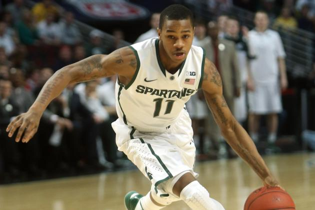 Appling Confident in His Shooting Heading into NCAA Tournament
