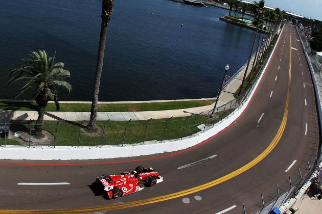 2013 IndyCar Season Opens in St. Pete and NBC Is Ready: Complete Broadcast Info
