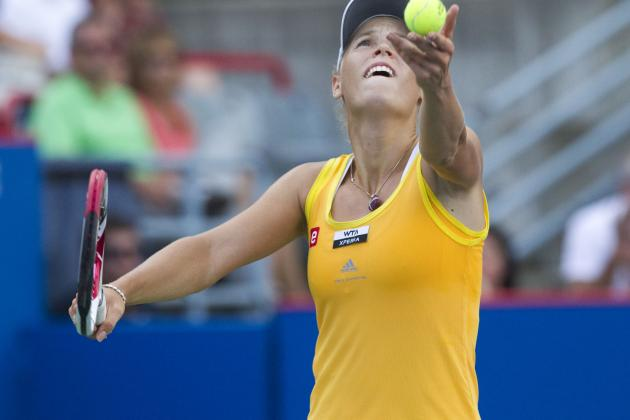 Caroline Wozniacki Looking Good in Quest for Maiden Grand Slam Title