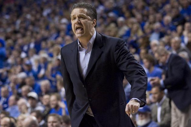 Kentucky Basketball: Wildcats Have No Choice but to Take Mulligan on This Season