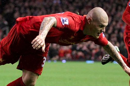 Liverpool's Martin Skrtel Ignoring Ashley Williams Rumours