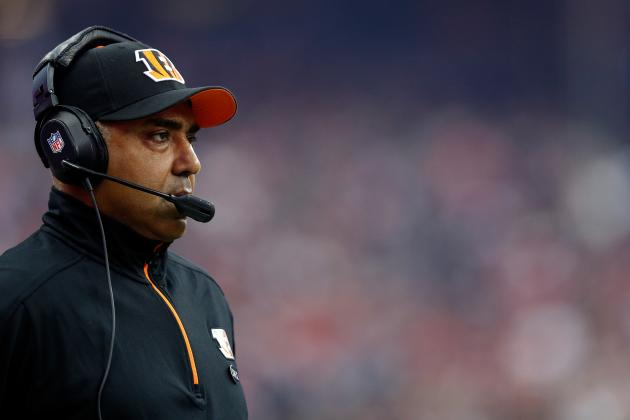 Marvin Lewis Talks Free Agency, NFL Draft