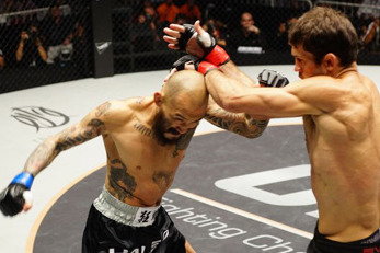 Kotetsu Boku on Japanese MMA, Tattoos, and the Highs and Lows of the Fight Game