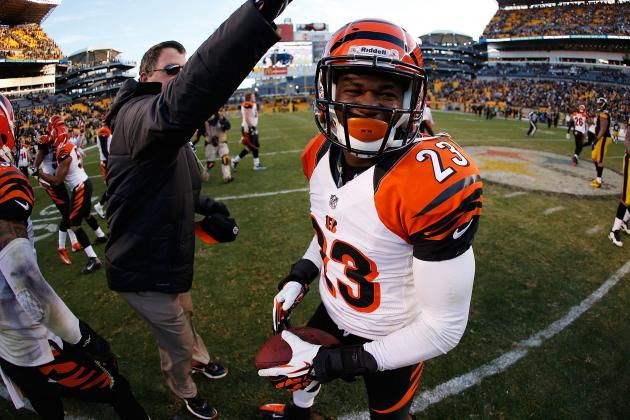 Bengals' Next Priorities: Terence Newman, Andre Smith Talks