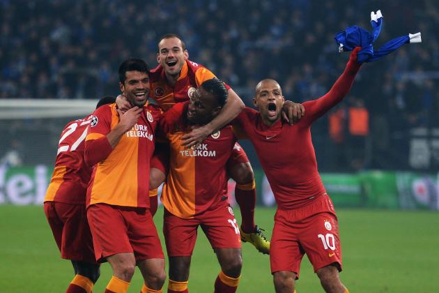 Galatasaray: Terim's Midfield Diamond Suggests Real Should Be Wary of Gala