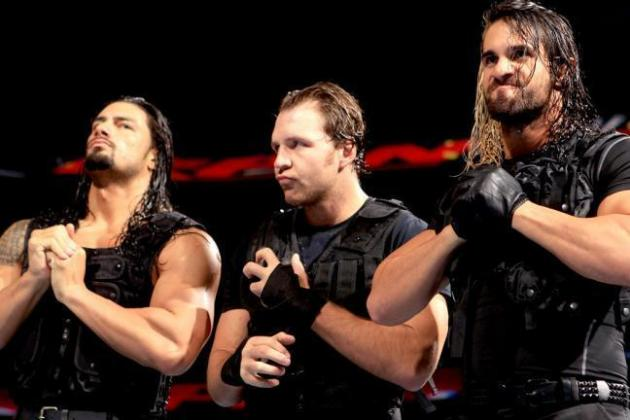 The Shield Is Great for WWE Storylines