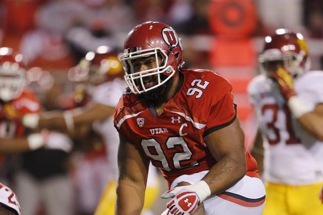 Star Lotulelei Helps 2013 NFL Draft Stock at Pro Day
