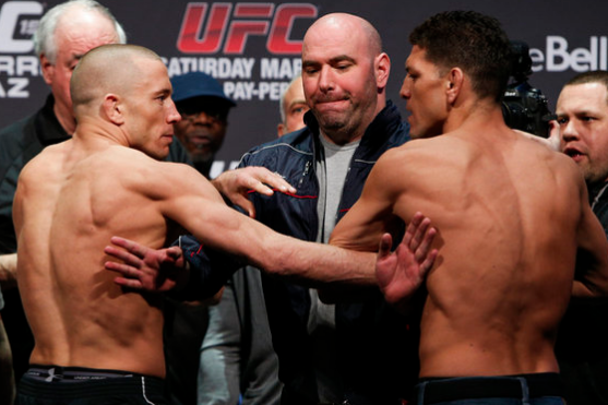 Early Pay-Per-View Numbers Indicate UFC 158 Will Top 800,000 Buys