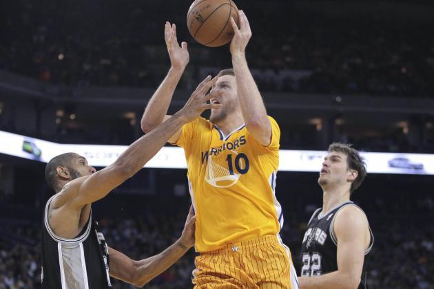 Warriors-Spurs Preview