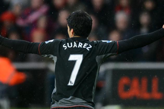 Suarez Open to Liverpool Exit
