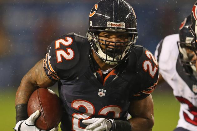 Matt Forte: 'Calling Bank Now to Set Up My Lowering the Boom Fund'