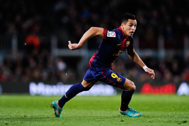 Arsenal Transfer Rumors: Gunners Must Chase Alexis Sanchez in Summer Window