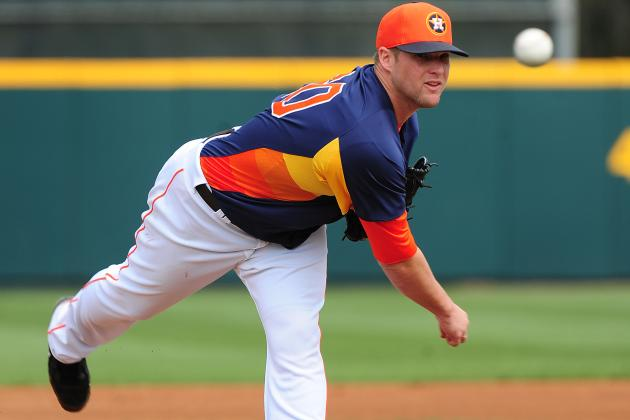 Astros Name Bud Norris as Opening Day Starter