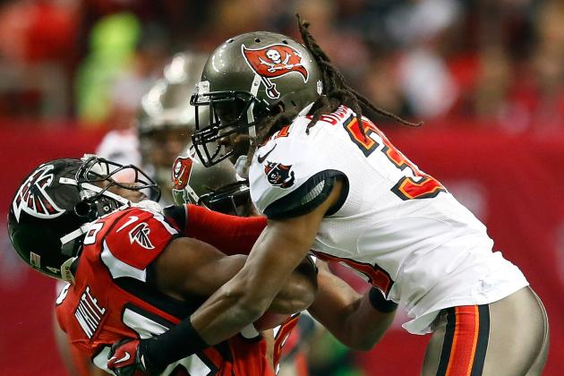 Buccaneers Lose Free-Agent CB Biggers to Redskins