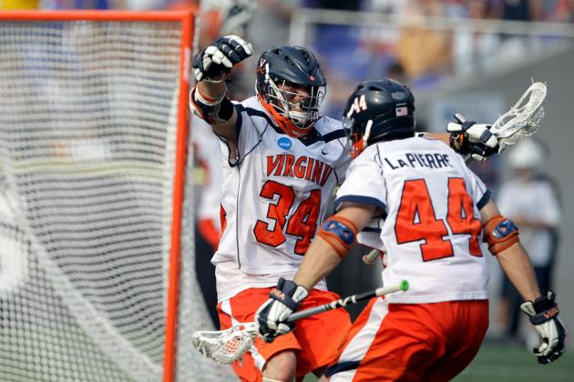 NCAA Lacrosse: UVa's LaPierre Out for Season; Will Apply for Medical Hardship