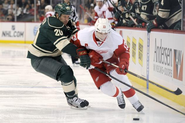 Can Red Wings' Howard Continue Dominance of Wild?