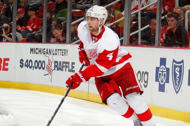 Kindl Competing Harder to Earn Playing Time, Coach's Confidence