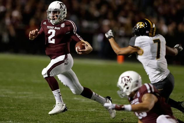 Former A&M DC Says Manziel Was Harder to Tackle Than RGIII