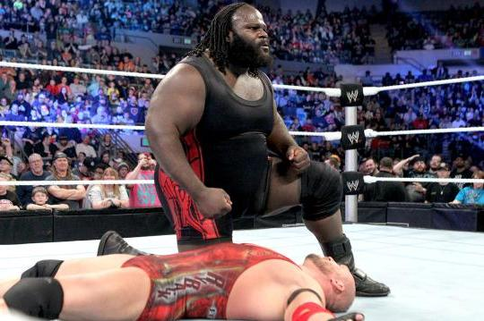 Ryback vs. Mark Henry Is Beneficial for Both Men