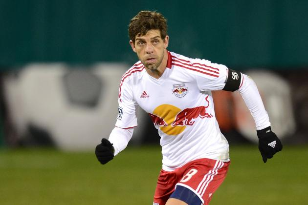 Red Bulls Notes: Petke Unsure If Juninho Will Start vs. Impact