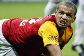 Lazio Look at Felipe Melo