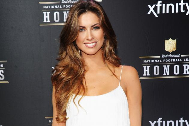 Katherine Webb Makes 'Splash' Diving Debut