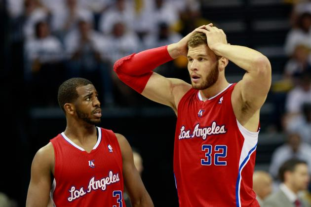 Blueprint for Beating the LA Clippers in the 2013 NBA Playoffs