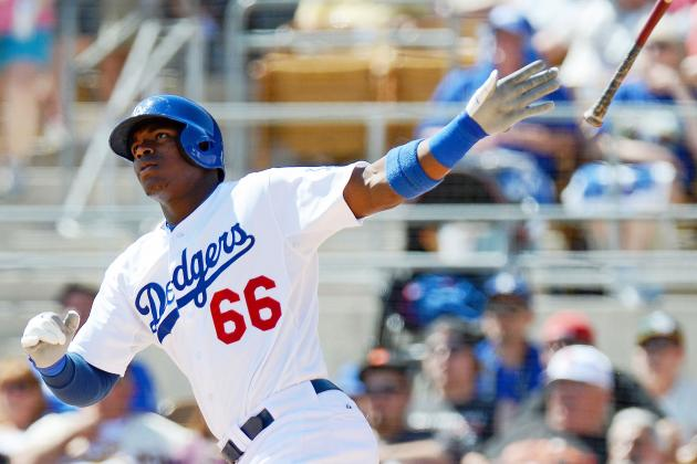 Full Scouting Report, Predictions, ETA for Dodgers' Prospect Yasiel Puig