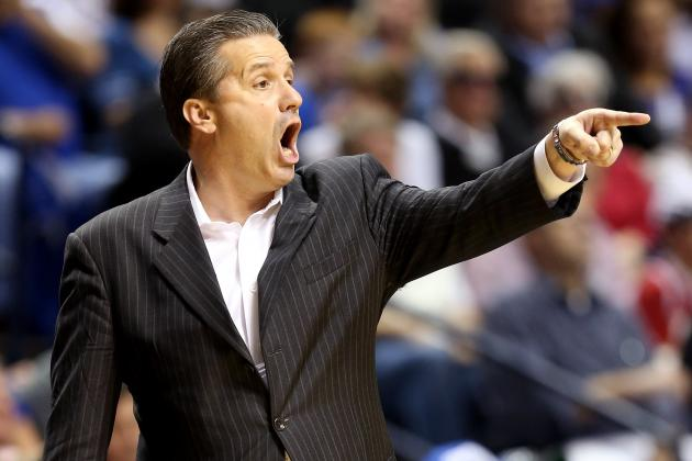 Robert Morris Upset Kentucky in the NIT and Celebrated Like National Champions