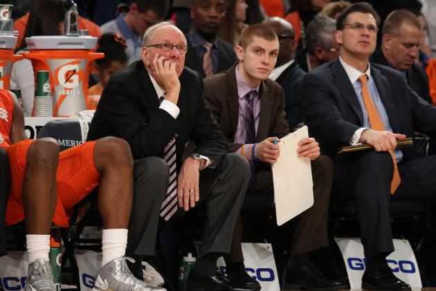 Syracuse Hoops Under Investigation by NCAA