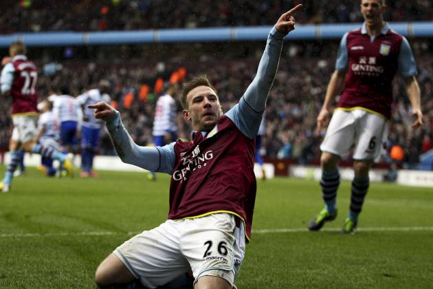Transfer News: Aston Villa Forward Andreas Weimann Linked to Inter Milan