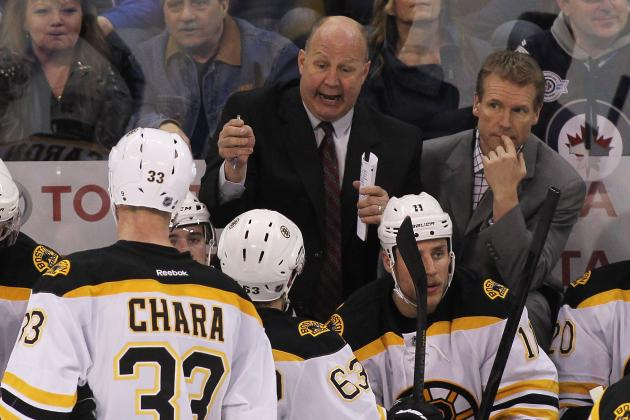 Haggerty: Third-Period Collapses a Harsh Reality for Bruins