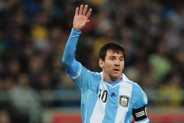 Argentina's Qualifying Focus Turns to Preparation