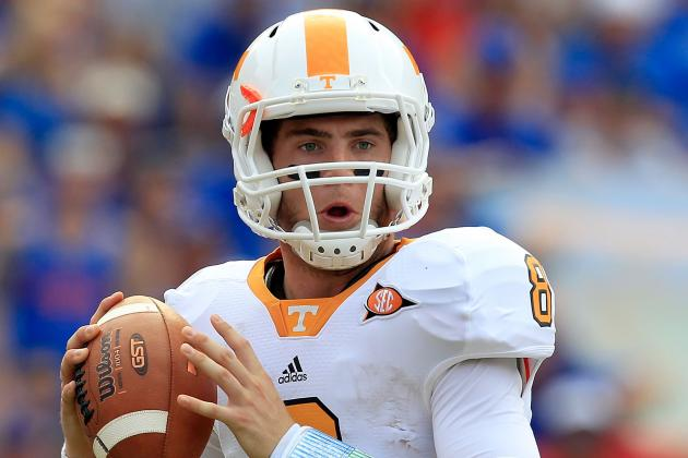 Steelers Interested in QB Tyler Bray?