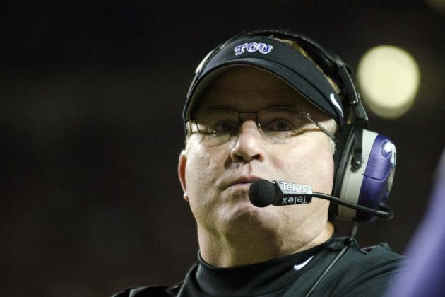 TCU Ticket Prices Will Rise for 2013, but Still Remain at Competitive Price