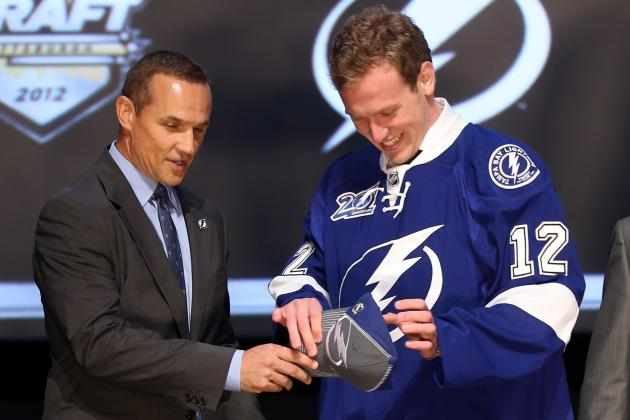 Lightning Sign 2012 First-Round Pick Slater Koekkoek