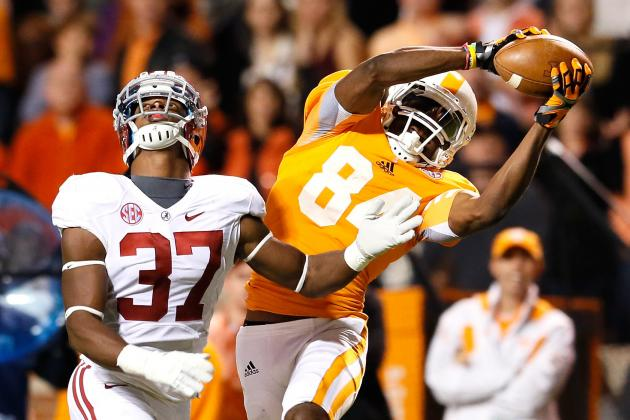 NFL Draft 2013: Breaking Down Best Fits for First-Round Talents at WR