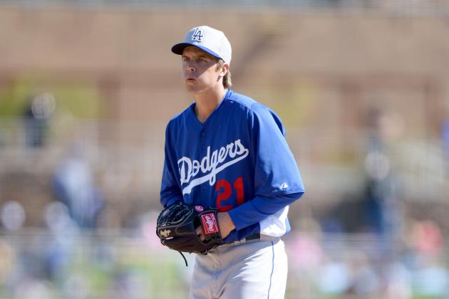 Zack Greinke Throws 4 Shutout Innings in Minor League Start