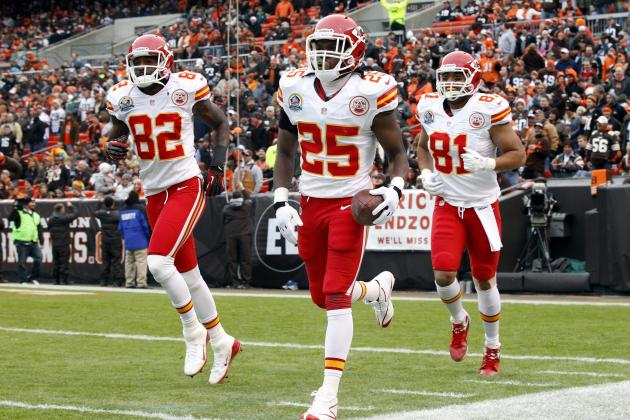 Chiefs' Offseason Moves Will Make Jamaal Charles NFL's Most Dangerous RB