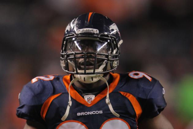 Elvis Dumervil Underwhelmed by Denver Broncos Offer