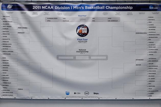 The Many Ways of March Madness: An Ode to Brackets