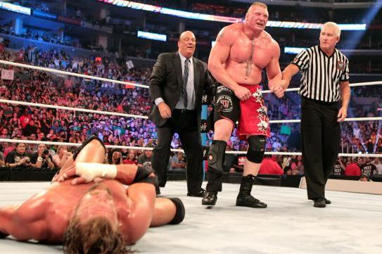 Triple H vs. Brock Lesnar at WrestleMania Will Steal the Show