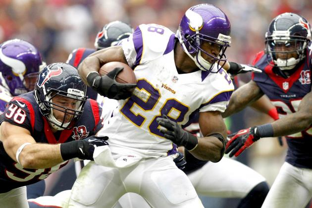 New 'Helmet Rule' Will Not Affect Adrian Peterson Much, If at All