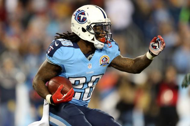 The Tennessee Titans Are Wasting Chris Johnson's Prime with Foolish Moves