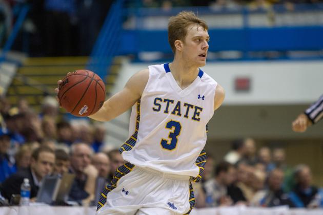 South Dakota State's Nate Wolters: All He Needs Is a Bryce Drew Moment