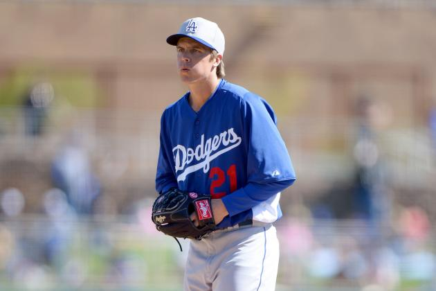 Dodgers' Zack Greinke Thinks He Can Pitch Opening Week of Season