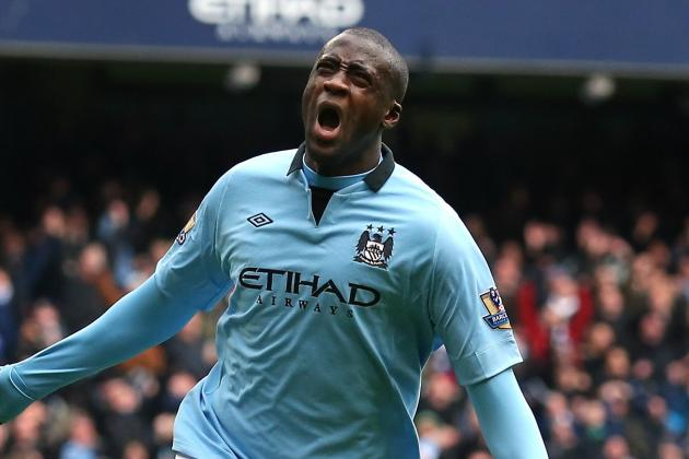 Yaya Touré's Agent Says New City Contract Must Be Signed by the Weekend