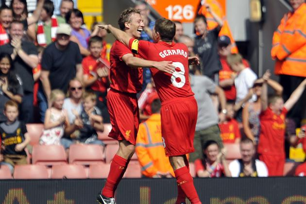 A Closer Look at the Lucas Leiva/Steven Gerrard Central Midfield Partnership